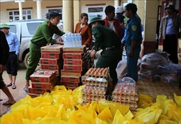 Quảng Trị tiếp nhận 40 tỷ đồng hỗ trợ khắc phục hậu quả bão lũ