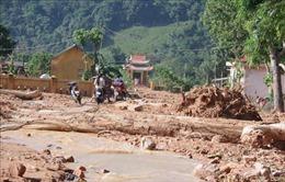 Tìm thấy 2 thi thể người dân bị mất tích do sạt lở tại xã Hướng Việt