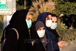 Iran ghi nhận số ca mắc mới COVID-19 tăng cao chưa từng thấy