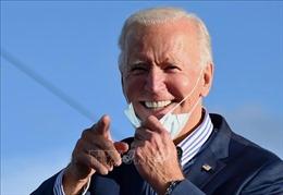 Kết quả kiểm phiếu lại ở Wisconsin xác nhận chiến thắng của ông Joe Biden