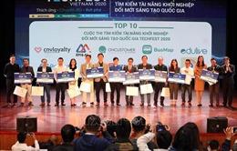 EM&AI -Quán quân Cuộc thi Tìm kiếm Tài năng Khởi nghiệp Đổi mới sáng tạo quốc gia