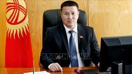 Kyrgyzstan có Chủ tịch Quốc hội mới