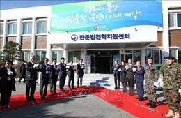 Hàn Quốc mở lại tour du lịch đến Panmunjom