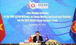 Thông qua Giai đoạn II của Kế hoạch Hành động ASEAN về Hợp tác năng lượng