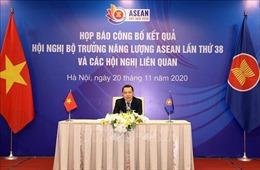 ASEAN hướng tới một tương lai năng lượng bền vững