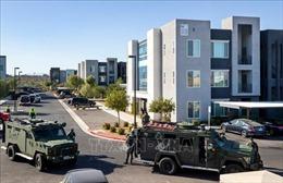 Nổ súng tại bang Nevada làm 4 người thiệt mạng