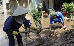 Phú Yên huy động lực lượng hỗ trợ người dân dọn dẹp sau bão