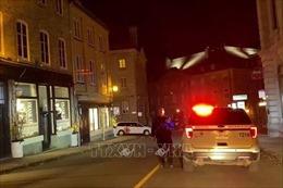 Tấn công bằng dao ở Quebec gây nhiều thương vong