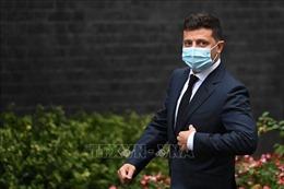 Tổng thống Ukraine nhập viện do mắc COVID-19