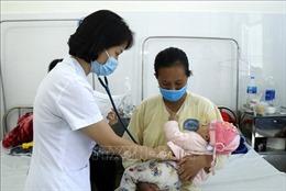 Gia tăng bệnh nhi mắc viêm phổi và viêm đường hô hấp tại Lào Cai
