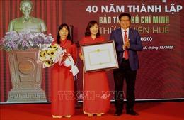 Phát huy giá trị những di tích của Bác Hồ ở Thừa Thiên - Huế