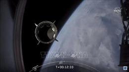 NASA phóng tàu Dragon phiên bản đầu tiên được nâng cấp khoang chở hàng