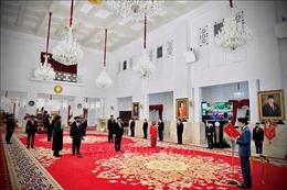 Tổng thống Indonesia kiện toàn nội các