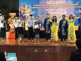 Gặp mặt kỷ niệm Quốc khánh Lào và 100 năm ngày sinh cố Chủ tịch Kaysone Phomvihane