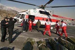 Dừng tìm kiếm nạn nhân lở tuyết tại Iran dù vẫn còn 14 người mất tích