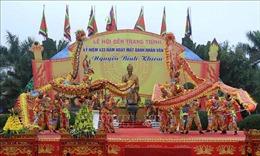 Nhiệm vụ lập Quy hoạch tu bổ Di tích quốc gia đặc biệt Đền thờ Nguyễn Bỉnh Khiêm