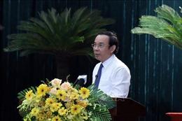 Bí thư Thành ủy TP Hồ Chí Minh: Khẩn cấp ngăn chặn không để dịch COVID-19 lây lan