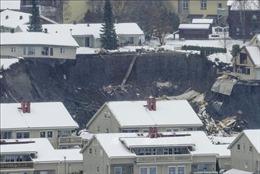 Lở đất nghiêm trọng ở Na Uy khiến nhiều người thiệt mạng