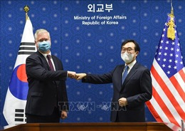 Mỹ tái khẳng định sẵn sàng đối thoại với Triều Tiên