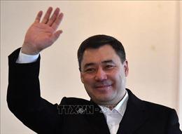 Ông Sadyr Zhaparov đắc cử Tổng thống Kyrgyzstan