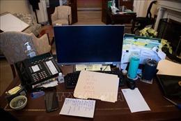 Bắt giữ đối tượng bị buộc tội lấy cắp máy tính từ Văn phòng Chủ tịch Hạ viện Mỹ