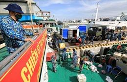 Vùng 4 Hải quân thực hiện đồng bộ, hiệu quả công tác phòng, chống dịch COVID-19