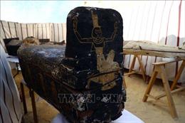 Quách quan tài hơn 3.000 năm tuổi có giá trị 'viết lại lịch sử'