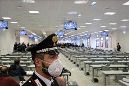 Italy mở phiên tòa xét xử mafia lớn nhất trong hơn 3 thập kỷ