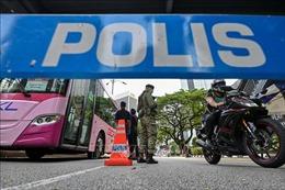 Malaysia tái áp đặt lệnh phong tỏa