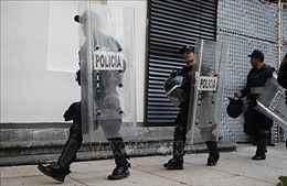 Năm người bị bắn chết ở trung tâm Mexico City