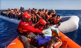 Số người nhập cư bất hợp pháp vào châu Âu thấp nhất trong 7 năm