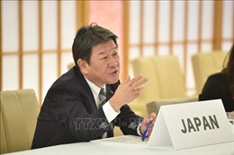 Nhật Bản thúc đẩy sáng kiến 'Ấn Độ Dương - Thái Bình Dương tự do và mở'