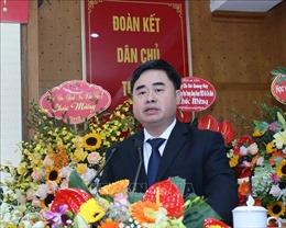 Ông Phạm Minh Tuấn giữ chức Giám đốc kiêm Tổng Biên tập NXB Chính trị quốc gia Sự thật