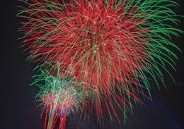 Bắn pháo hoa khi chưa được cấp phép trong chương trình 'Huế - Countdown 2021'
