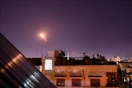 SOHR: Israel không kích vào Syria khiến hàng chục người thiệt mạng