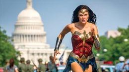 Bắc Mỹ 'phải lòng'siêu anh hùng Diana Prince