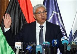 Bộ trưởng Nội vụ Libya bị ám sát