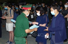 Bạc Liêu trao giấy chứng nhận hoàn thành cách ly cho 325 công dân