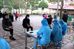 Bắc Ninh: Rà soát, hướng dẫn người dân từ TP Hồ Chí Minh về khai báo y tế