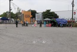 Làm công nhân ở Cẩm Giàng (Hải Dương) nhưng về quê khai báo làm việc tại Hà Nội