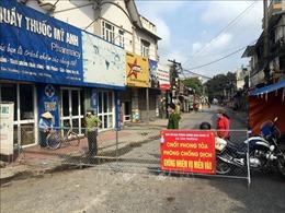 Thiết lập vùng cách ly y tế tại huyện Cẩm Giàng, tỉnh Hải Dương
