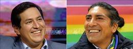 Thủ lĩnh thổ dân lọt vào vòng hai bầu cử tổng thống Ecuador