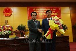 Bí thư Tỉnh ủy Cà Mau Nguyễn Tiến Hải được bầu giữ chức Chủ tịch HĐND tỉnh