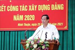 Ninh Thuận đưa Nghị quyết của Đảng vào cuộc sống