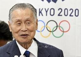 Trưởng Ban Tổ chức Olympic và Paralympic Tokyo từ chức