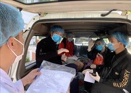 127 người thuộc diện F1 ở Quảng Ninh hết thời gian cách ly, trở về nhà ăn Tết