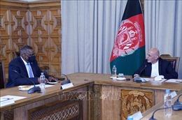 Mỹ sẵn sàng hợp tác giúp Afghanistan đạt được hòa bình và ổn định lâu dài