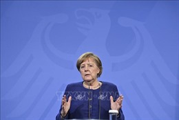Thủ tướng Đức triệu tập cuộc họp đột xuất ứng phó khủng hoảng dịch COVID-19