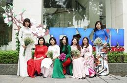 Phát huy di sản văn hóa áo dài trong mỗi phụ nữ Việt