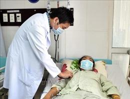 Bệnh viện Đa khoa Sóc Trăng lần đầu tiên phẫu thuật thành công áp xe thùy phổi